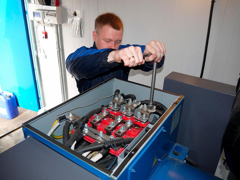 техническое обслуживание бензиновых генераторов